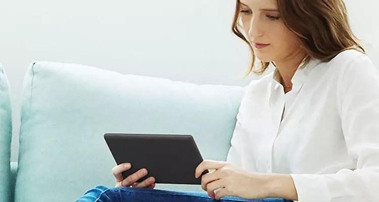 Tablet Amazon Fire 7 e Fire HD 8