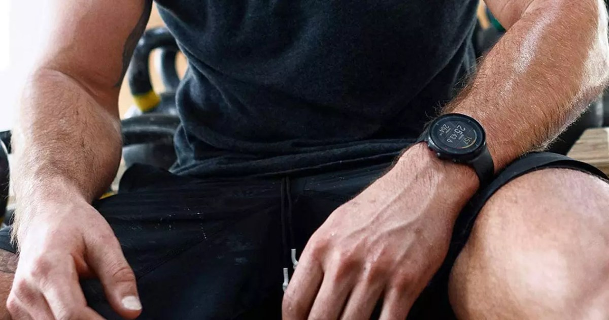 Smartwatch for playing sports at home