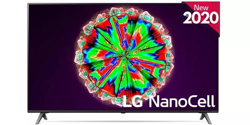 Smart TV LG anteriore
