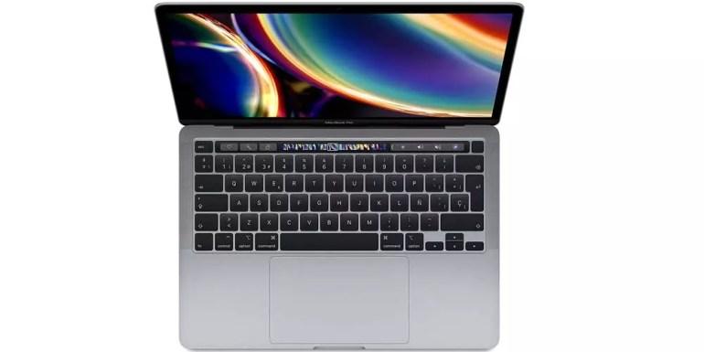 Apple MacBook Pro laptop keyboard