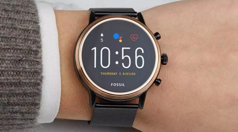 Smartwatch Fossil Gen.5 al polso