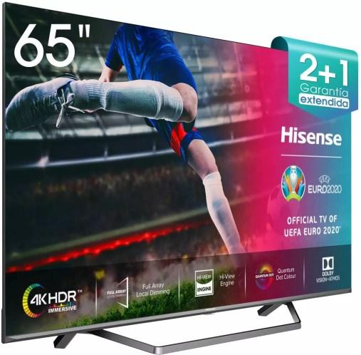 Hisense 65U71QF smart TV