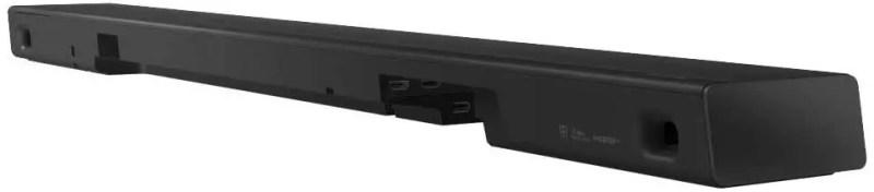 Parte posteriore della soundbar Panasonic SC-HTB400EGK