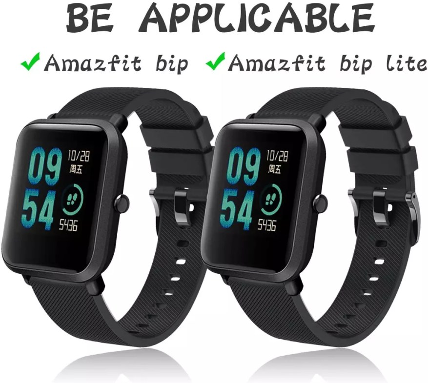 strap for Amazfit Bip by Th-some