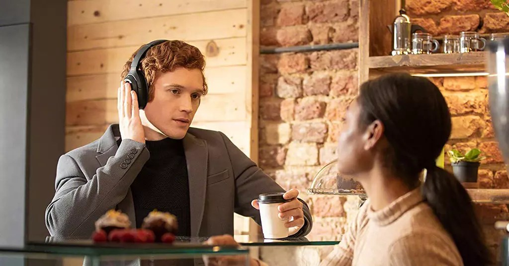Auriculares Sony WH1000XM4