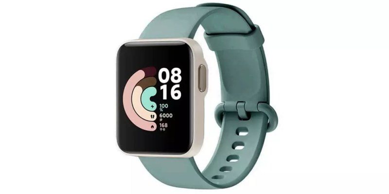 Schermo dello smartwatch Xiaomi Redmi Watch