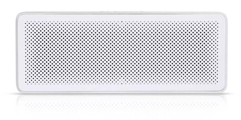 Altoparlante Xiaomi Mi Bluetooth Speaker Basic 2 in colore bianco