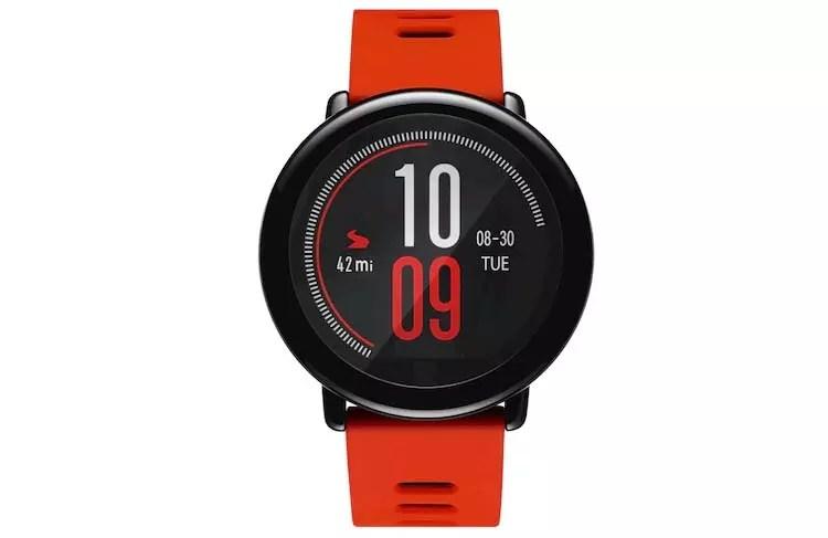 Smartwatch anteriore Amazfit pace