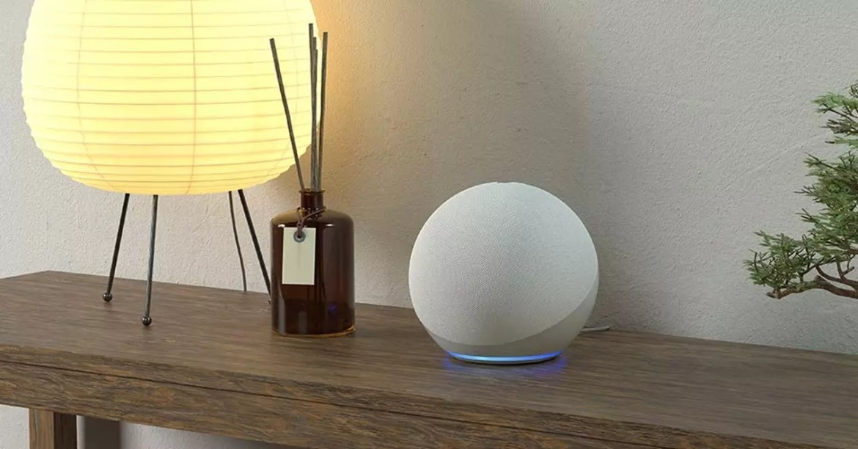 Altavoz inteligente Amazon Echo 4ª generación con Alexa en oferta
