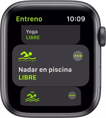apple watch se frontal