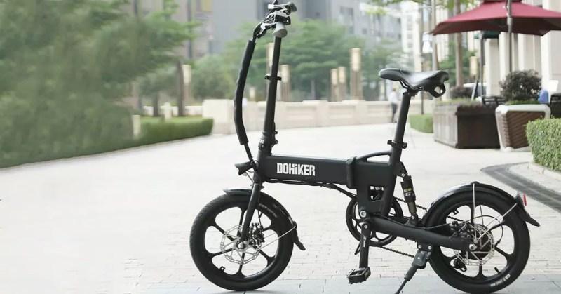 Bicicletta elettrica Dohiker