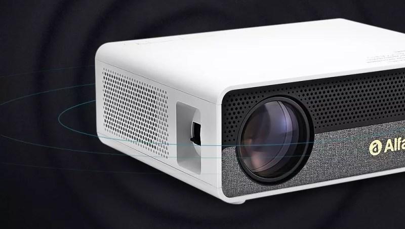 Proiettore Alfawise Q9 03