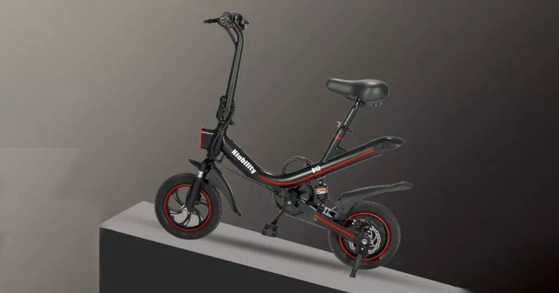 bici elettrica niubility b12