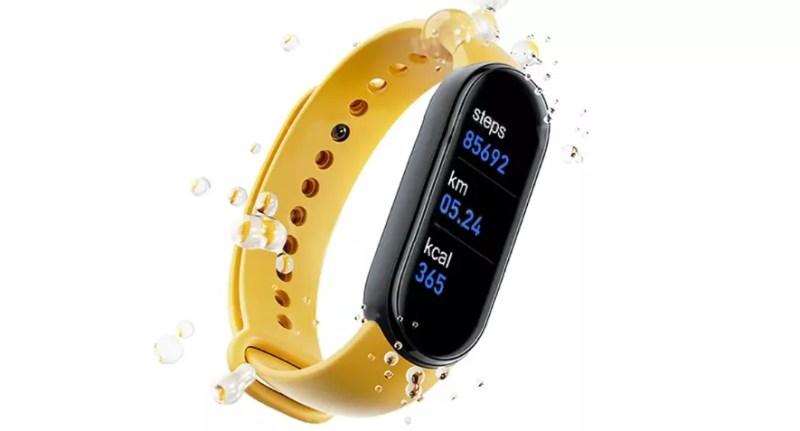 smartband m6 acqua