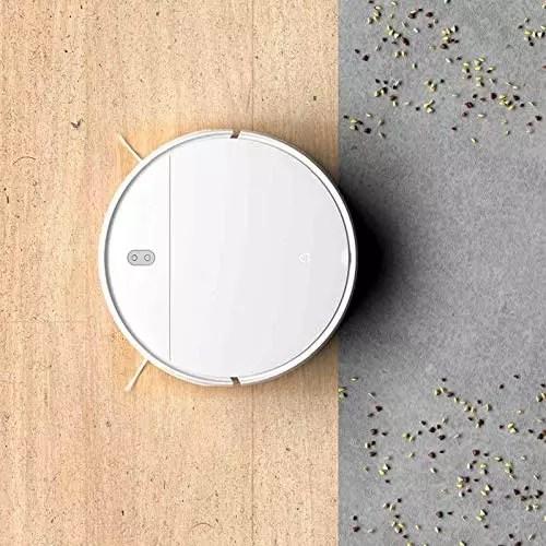 Pulizia dell'aspirapolvere robot Xiaomi Vacuum G1