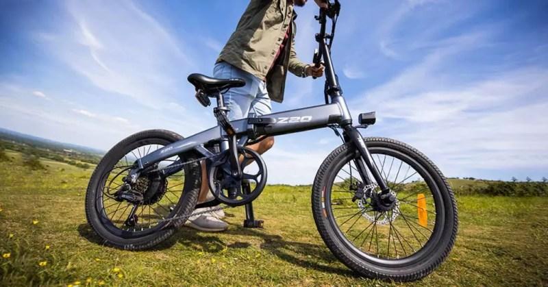 bici elettrica himo z20