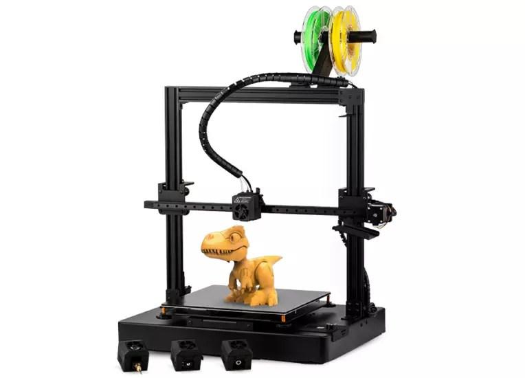 stampante 3d ecubmaker