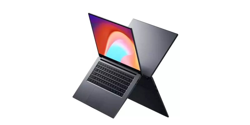 LaptopXiaomi RedmiBook 16 grigio