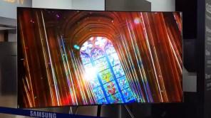 Brillo de los paneles Samsung QLED