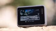 Interfaz de la cámara del GoPro Hero 5