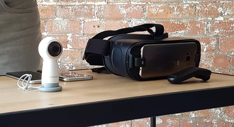 Samsung Galaxy S8 VR