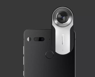 Accesorio cámara de Essential Phone