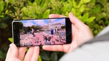Calidad de pantalla Samsung Galaxy S8