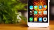Botones del Xiaomi Redmi 4X