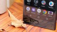 Altavoz frontal del Sony Xperia XZ Premium