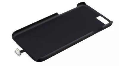 Diseño de la funda Antye Qi Wireless Charger para iPhone