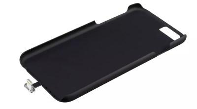 Diseño de la funda Antye Qi Wireless Charger para iPhone
