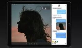 Aspecto iPad Pro 10,5 en WWDC