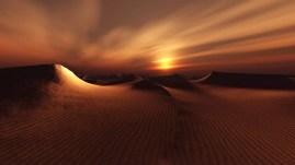 Fondos de pantalla inspirados en la naturaleza desierto