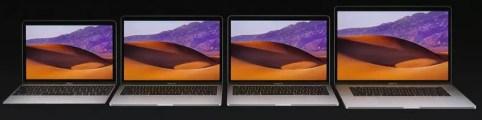Nuevos MacBook anunciados en WWDC 2017