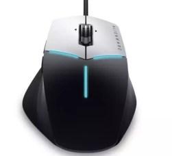 Diseño de ratón alienware