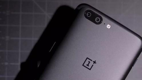 Diseño trasero del OnePlus 5