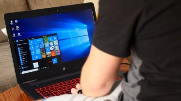 Windows 10 en el HP Omen