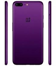 OnePlus 5 púrpura
