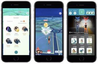 Nuevos combates en Pokémon Go