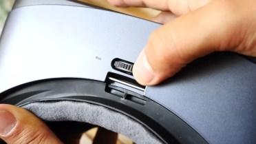 Distancoia Samsung Gear VR