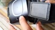 Botones y pad de las Samsung Gear VR