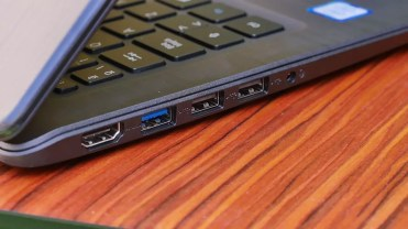 Puertos USB del Acer Spin 5