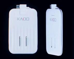 Diseño del cargador Kado