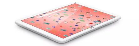 Lateral tablet Heaven 10.1 de SPC
