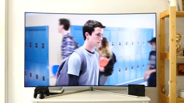 Imagen TV QLED