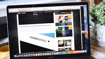 Navegando con el Apple MacBook Pro