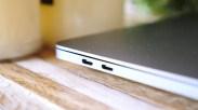 Puertos USB tipo C Apple MacBook Pro