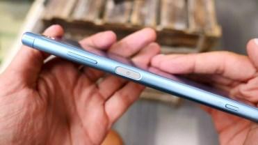 Lector de huellas del Sony Xperia XA1 Plus