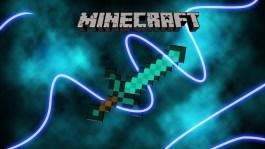 Espada en Minecraft