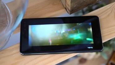 Panel integrado en el Nokia 6